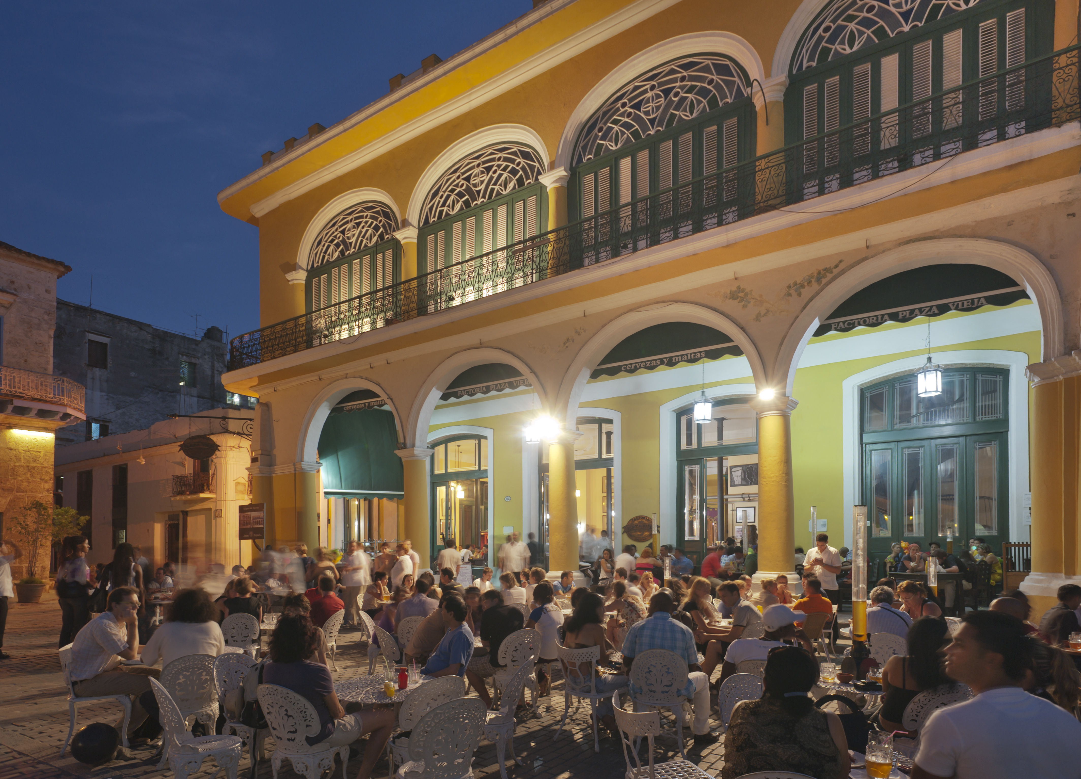 tourist guide to spicing food in cuba