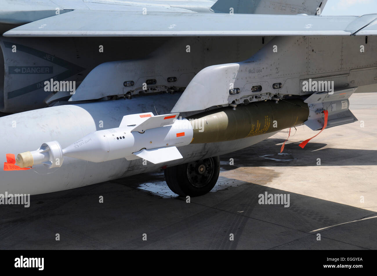 canadian cost of a laser guided bomb