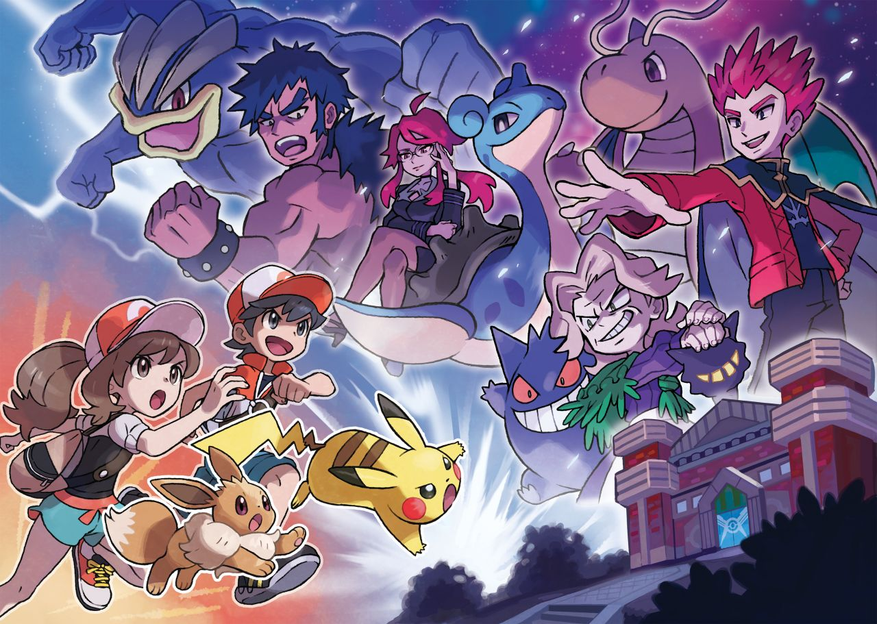 pokemon red and blue players guide