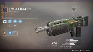 destiny weapons guide year 3 reddit