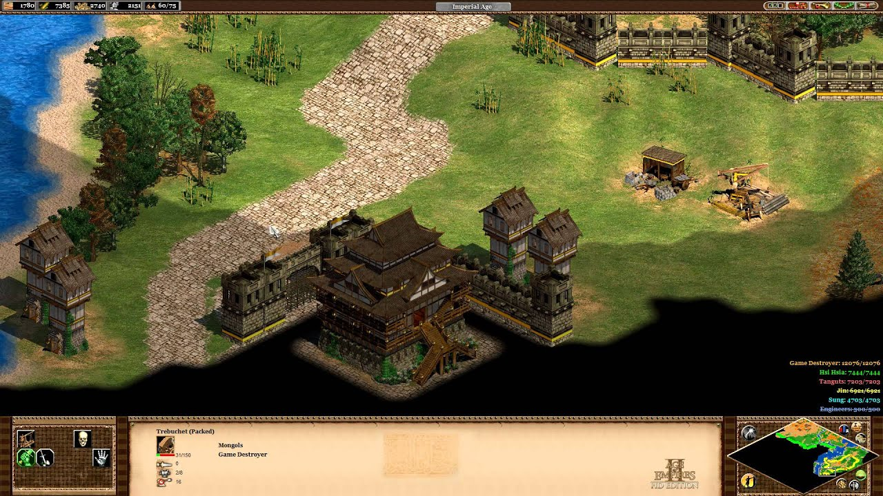age of empires 2 hd edition strategy guide