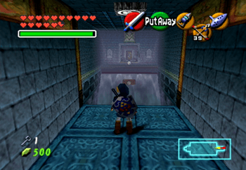 zelda ocarina of time guide water temple