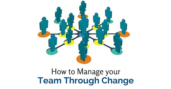 how to guide a client through change management