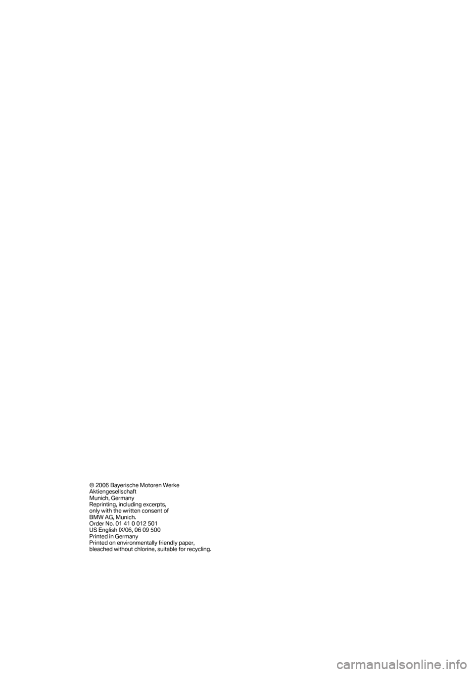 bmw x5 warranty and service guide booklet for canadian models