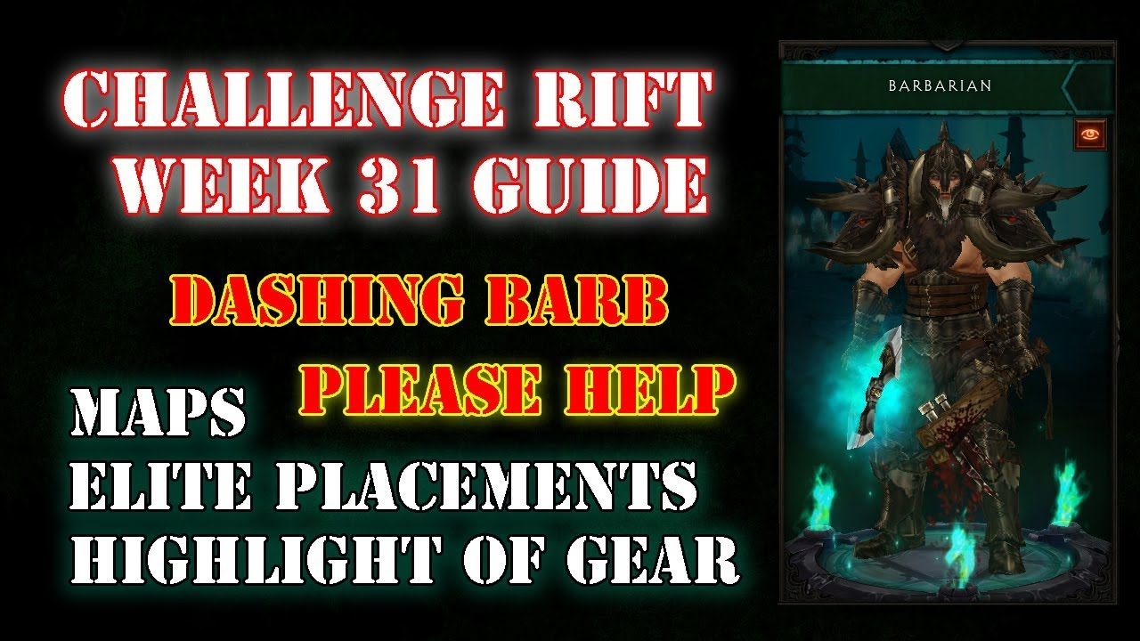 diablo 3 charge barb guide