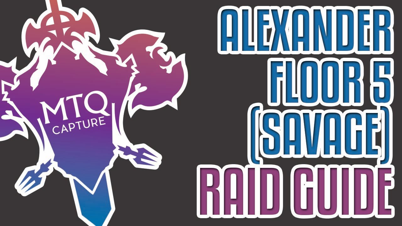 alaxander fist of the son savage guide