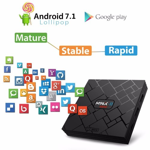 m96x android box user guide
