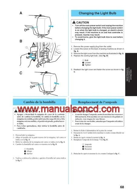 brother lc201 user s guide
