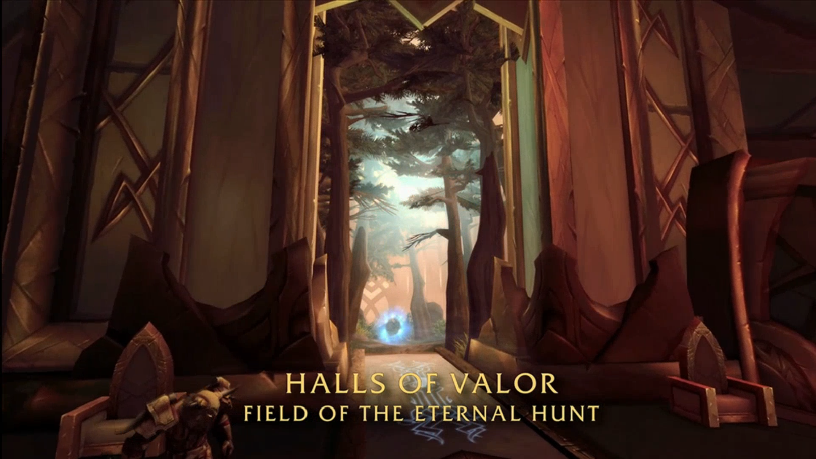 wow halls of valor guide