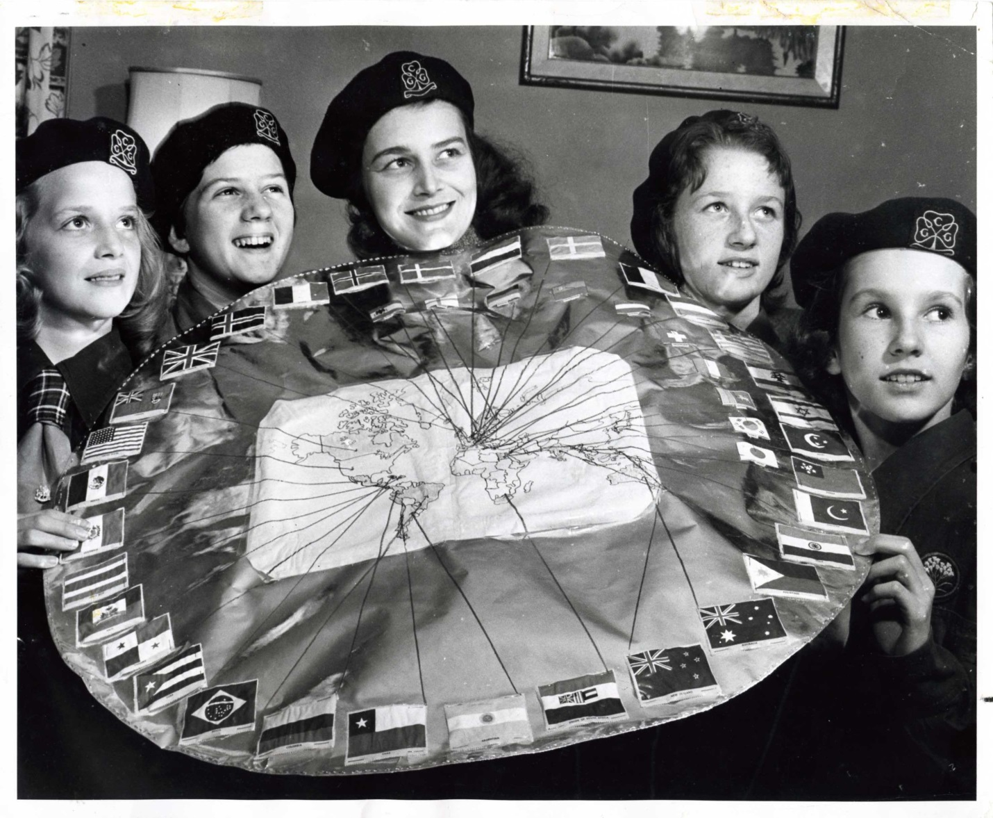 girl guides of ontario archive