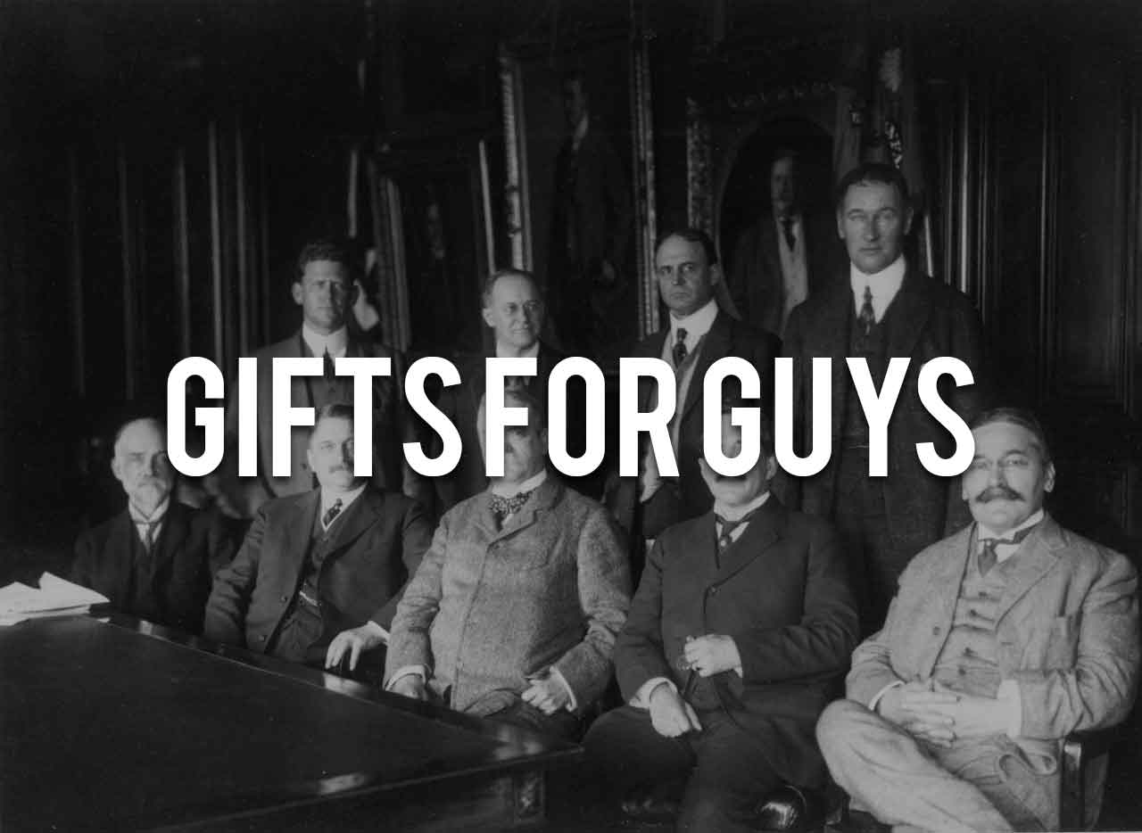 guide to buying gifts for men