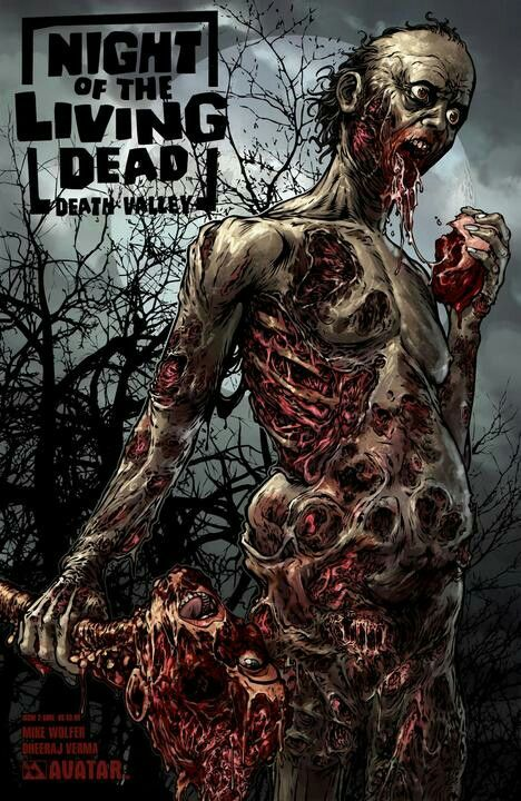 night of the naked dead guide