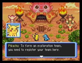 pokemon mystery dungeon explorers of time starter quiz guide